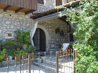Renovated stone house on mountainous Lefkada, Lefkada Town