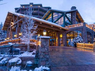 Canyons Park City Westgate 2br/2ba Presidents Week