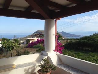 Affittasi Villa Cugna Lipari Isole Eolie