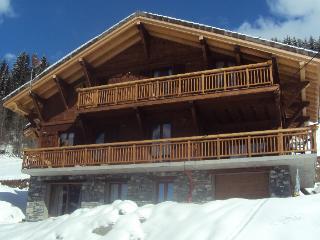 Alpine Majestic - Chalet Soleil, La Chapelle-d'Abondance