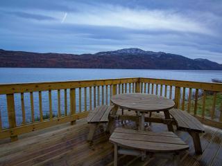 Loch-Ness-Lodge direkt am Ufer zum wohlfühlen, Invermoriston