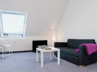 Top Location - Studio Apartment  Purple