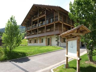 Chalet le 4 - Apartment 4, Le Grand-Bornand