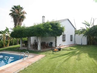 Pretty Detached Country Finca with Private Pool, Coin