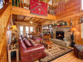 Paradise Ridge Log Cabin