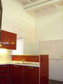 Bunk Beds & Kitchen Corner
