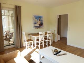 3 Zimmer Terrasse Appartement direkter Strand, Scharbeutz