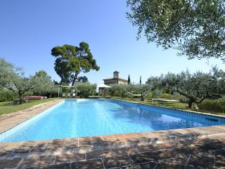 11 bedroom Villa in Spoleto, Umbria, Italy : ref 5229374