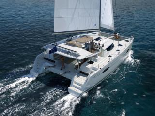 Charter Catamaran Elsie One, Meloneras