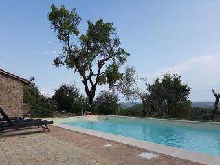 6 bedroom Villa in Montegiove, Umbria, Italy : ref 5229504