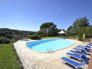 4 bedroom Villa in Manciano, Tuscany, Italy : ref 5229544