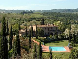 Villa Vesta, Montaione