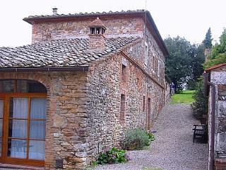 2 bedroom Villa in Rapolano Terme, Tuscany, Italy : ref 5228372