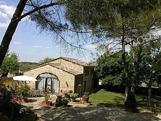 3 bedroom Villa in Colle di Val d'Elsa, Tuscany, Italy : ref 5228476