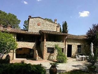2 bedroom Villa in Colle di Val d'Elsa, Tuscany, Italy : ref 5228482