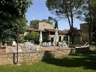 2 bedroom Villa in Colle di Val d'Elsa, Tuscany, Italy : ref 5228488