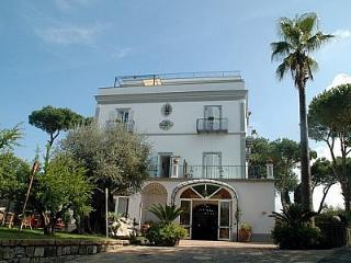 Villa Max, Massa Lubrense