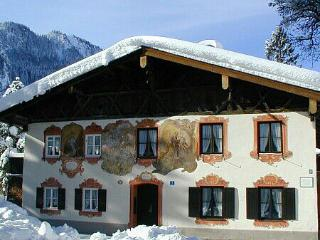 Ferienwohnungen im Mussldomahaus / Oberammergau