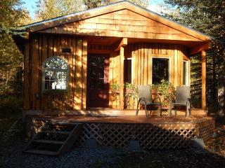Wilderness Cabin accessible year-round by car, Talkeetna