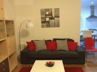 luxury apartment with terrace, Berlín