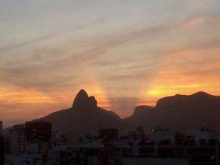 APARTAMENTO IPANEMA  COM A MELHOR VISTA DO RIO, Rio de Janeiro