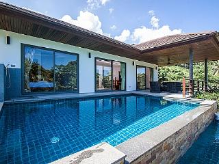 Luxury villa at Bang Po with pool, Koh Samui