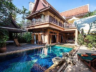 Darawadi Jomtien Villa No.3 – 3 Beds, Pattaya