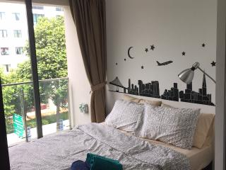 New 2 BR. Next to town.100m to train station!, Singapore