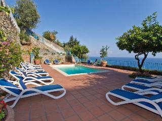 6 bedroom Villa in Conca dei Marini, Campania, Italy : ref 5227024