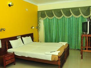 Kerala Enchanting Kovalam wave room