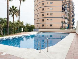 Stylish studio with best views and position, Benalmadena