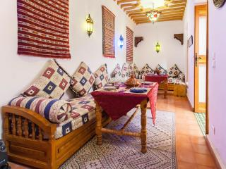 Riad Dar MAR OUKA, chambre CHAOUEN, Marrakech