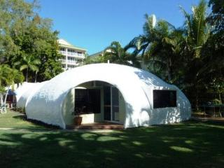 beachfront Igloo, Trinity Beach