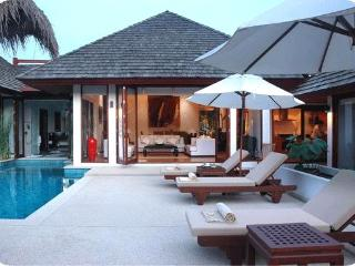 BAN479 Thai Balinese  Villa Within Walking Distance To Bang Tao Beach, Phuket