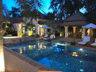 LAY126 Poolside villa with private tropical gardens, Cherngtalay