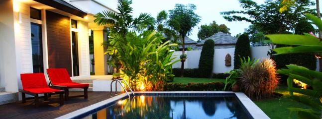 LAY137 Spacious luxury pool villa near the beach, Choeng Thale