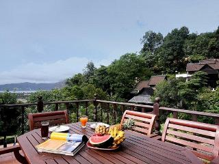 PAT271 Patong Ocean View Villa On The Hill Side