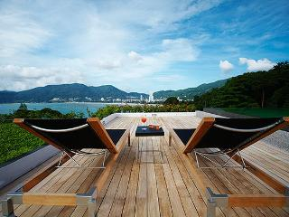 PAT315 Free Your Mind Exclusive Sea View Villa, Patong