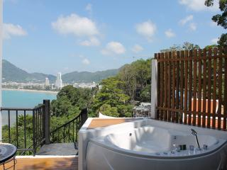 PAT477 Too Good To Be True One Bedroom Sea View Villa Patong