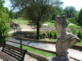 Gerano: Villa panoramica con parco e piscina
