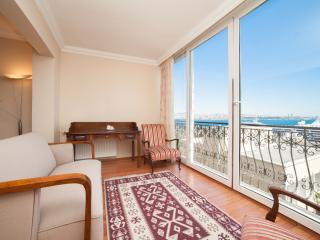 Central Luxury 1 BED with Sea View Cihangir, Istambul