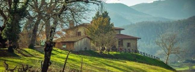 Fattoria Poggio di Dante #Tuscany Farmhouse
