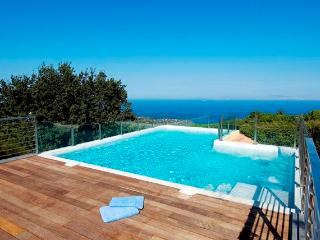 VILLA CALLIOPE IN SORRENTO WITH SEA VIEW, Sorrente