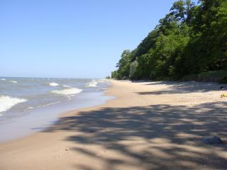 Four Bedroom,Private Lake Michigan Beach Access, Glenn