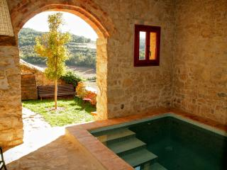 la piscina de Can Sulo