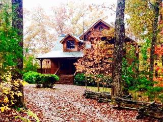 QUIET PEACEFUL SECLUDED SETTING IN THE MOUNTAIN TOPS AREA BLUE RIDGE,GA