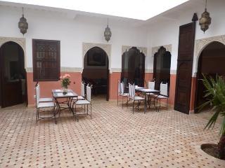 Riad Lilen, Marrakech