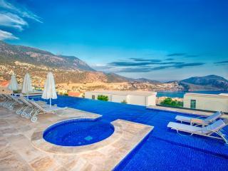 Holiday villa rental in kalkan with seaview, Kalkan