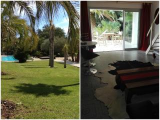 Studio Heaven 1. exotic garden&large pool, Grimaud