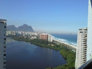 quarto e sala na praia da Barra, Río de Janeiro
